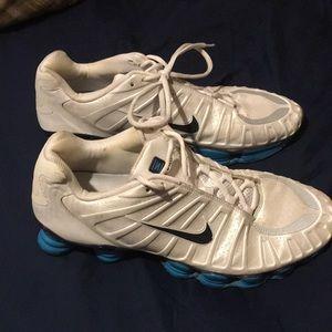 Nike Shox TLZ men's running shoes
